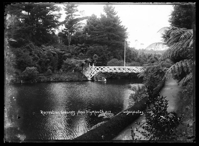 The Poet's Bridge c1910